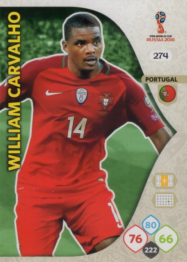 PANINI [FIFA World Cup Russia 2018 Adrenalyn XL] Trading Card Nr. 274